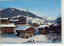 Wintersportplatz  ALPBACH  -  Gegen Schatzberg - Achenseeorte