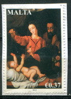 Malte 2012 - YT 1748 (o) Sur Fragment - Malta