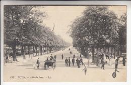 DIJON 21 - Allée Du Parc - CPA N° 133 - Côte D'Or - Dijon