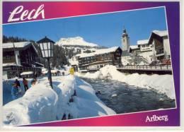 LECH Am Arlberg, Internationaler Wintersportplatz, Sondermarke, Nice Stamp - Lech