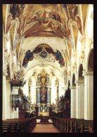 CPM Neuve Allemagne Bad SCHUSSENRIED Pfarrkirche Sankt Magnus Intérieur - Bad Schussenried