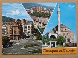 Skopje   /  Macedonia - Macedonia