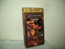 Kolossal I Grandi Film Storici E Mitologici  (Fabri Video)   Ivanhoe - Fantasy