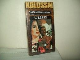 Kolossal I Grandi Film Storici E Mitologici  (Fabri Video)   Ulisse - Fantasy