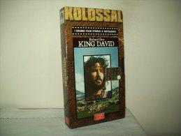 Kolossal I Grandi Film Storici E Mitologici  (Fabri Video)   King David - Fantasy