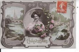 Carte D'ANNIVERSAIRE - Geburtstag