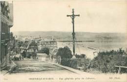 14 - TROUVILLE-sur-MER - Vue Générale Prise Du Calvaire (ND. Phot. 511) - Trouville