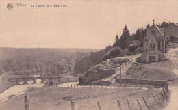 """CHINY Acp Nels Non- écrite  """"la Chapelle Et Le Vieux Pont  """"     Voir Scans - Chiny"""