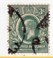 East Africa And Uganda Protectorate 2   (o) - Kenya, Uganda & Tanganyika