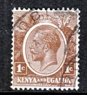 Kenya And Uganda 18   (o) - Kenya, Uganda & Tanganyika