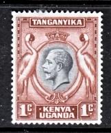 Kenya And Uganda & Tanganyika  46   * - Kenya, Uganda & Tanganyika