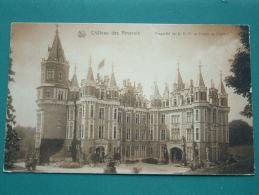 Château Des AMEROIS Prop. De S. A. R. Le Comte De FLANDRE Anno 19?? ( Zie Foto Details ) !! - Bouillon