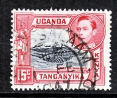 Kenya And Uganda & Tanganyika  72  (o) - Kenya, Uganda & Tanganyika