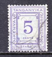 Kenya And Uganda & Tanganyika  J 7  (o) - Kenya, Uganda & Tanganyika