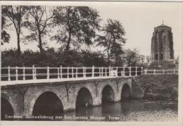Zierikzee   Zuidwellebrug Met St Lievens Monster Toren             Scan 4923 - Zierikzee
