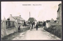 VER-SUR-MER .Route De La Côte . - France