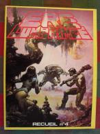 Ere Comprimée. Recueil 4 (n° 10,11,12). 1981. BD Science-fiction Et Fantastique - Other Magazines