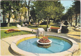 10. Gf. ROMILLY-SUR-SEINE. Le Square Des Cités-Unies. 7916 - Romilly-sur-Seine