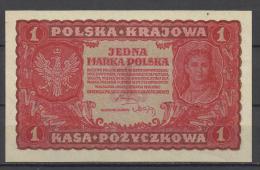 POLOGNE . 1 MARKA  . - Pologne