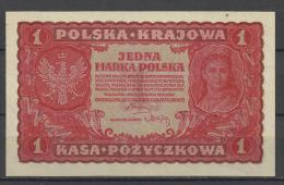POLOGNE . 1 MARKA  . - Polonia