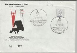 AUSTRIA VERBROEDERINGS EUROPAFESSTEN 1961 - Fiestas
