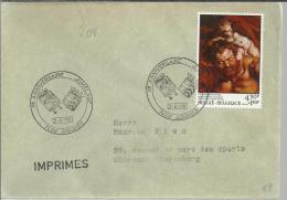 BELGICA AMISTAD ESCUDOS SOIGNIES PINTURA RUBENS - Rubens