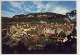 FELDKIRCH Montfortstadt  Mehrbildkarte, Sondermarke, Nice Stamp - Feldkirch