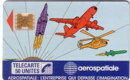 FRANCE PRIVEE D85 AEROSPATIALE AIRBUS ARIANE NEUVE MINT 600€ COTE RARE LUXE - France