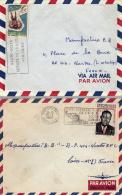 2  Enveloppes    Haute-Volta - Haute-Volta (1958-1984)