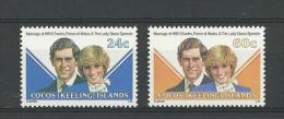 Cocos:73/ 74 ** - Cocos (Keeling) Islands