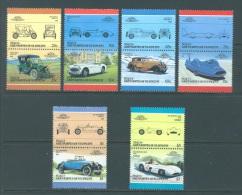 BEQUIA - 1986 - MNH/*** LUXE  - AUTO (V) STANLEY AUSTIN ISOTTA BLUEBIRD BENTZ   - Mi 160-171 - Lot 8264 - St.Vincent & Grenadines