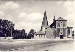 Zonhoven Parochiekerk Centrum En Kerkplein - Zonhoven