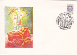 Moldova  ; Moldavie   ; Moldau   ;  1994 ; Easter ; Special Cancellation. - Moldova