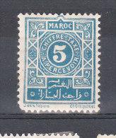 MAROC YT TAXE 28 Neuf - Maroc (1891-1956)