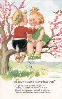 ILLUSTRATEUR ENFANTS MAUZAN HISTOIRE D'AMOUR SI ÇA POUVAIT DURER TOUJOURS - Mauzan, L.A.