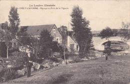 St. CHELY-d' APCHER (Lozère) : Paysage Au Pont De La Vignole - Saint Chely D'Apcher
