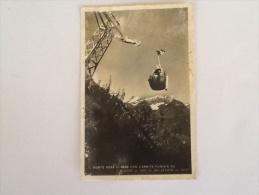 VECCHI FUNIVIA ARDITA D'EPOCA DEL 1953 - Cartoline