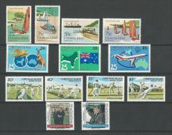 Christmas:  175/ 181 + 194/ 197 + 223/ 224 ** - Christmas Island