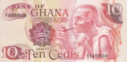 Ghana - P 16 - 10 Cedis - 1978 - Unc - Ghana
