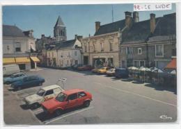 """LE LUDE    / 72 """"  VUE GENERALE    """"     CPM / CPSM   10 X 15 - Frankrijk"""