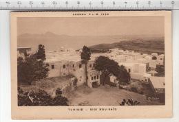 Agenda P. L. M. 1928 - Tunisie. Sidi Bou-Saïd - Tunisie