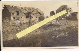 Villers Les Roye Somme Ferme Photos Française   Poilus 1914-1918 14-18 Ww1 WWI 1.wk - War, Military