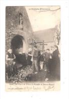 22 PLOUBAZLANEC Un Voeu à St Yves à La Chapelle De Perros Hamon 1904 Animation Bateau Jouet - Unclassified