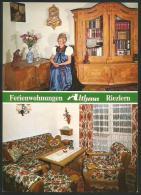 RIEZLERN Kleinwalsertal Ferienwohnungen ALTHAUS Appartements Vorarlberg 1990 - Kleinwalsertal