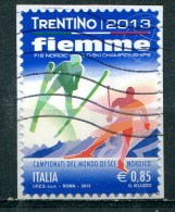 Italie 2013 - YT 3348 (o)  Sur Fragment - 2011-...: Usati