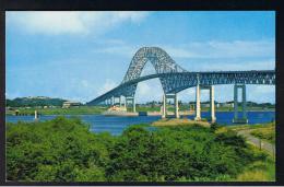 RB 932 - Panama Postcard - Thatcher Ferry Bridge Across The Panama Canal - Panama
