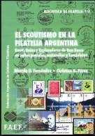 MANUAL ESPECIALIZADO De ESCULTISMO (SCOUTS) En La FILATELIA ARGENTINA - Topics