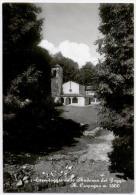 CARPEGNA, EREMITAGGIO DELLA MADONNA DEL FAGGIO, B/N, VG 1961   **** - Pesaro