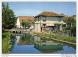 VILLARS - L´église Et Le Ruisseau - L´écluse - France