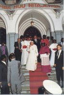 VATICANO - VIAGGIO DI PAPA GIOVANNI PAOLO II IN AFRICA - Vaticano